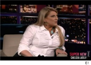 'Chelsea Lately': Lisa Lampanelli Dishes on David Hasselhoff Roast