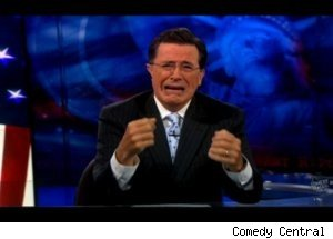 Colbert's Strategy to Prevent Gay Marriage