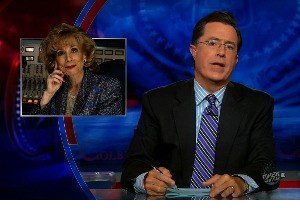 Stephen Colbert Discusses Dr. Laura - and the 'N-Word' Controversy 
