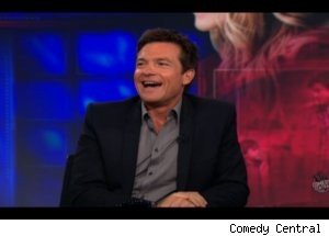 'Daily Show': Jason Bateman Explains 'Switch' Ad to Daughter