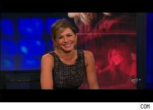 Jennifer Aniston Once Dated Jon Stewart!