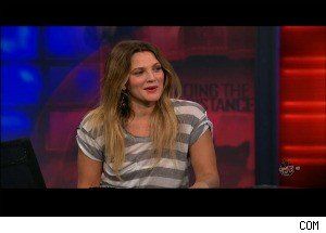 Drew Barrymore Loves Jon Stewart, and Might Still Love Justin Long