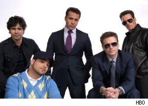'Entourage'