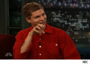 Michael Cera's Gorilla Disguise at Comic-Con on 'Late Night'