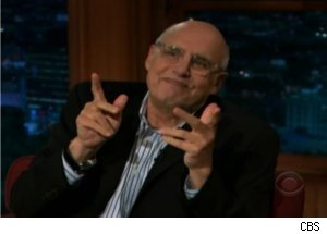 'Late Late Show': Jeffrey Tambor on Being New Dad at 66