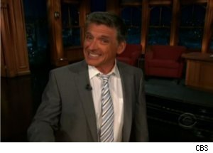 Craig Ferguson Can't Stop Laughing on 'Late Late'