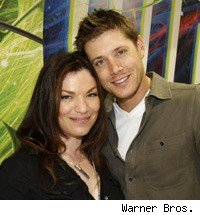 Gamble with Ackles - Comic-Con 2010