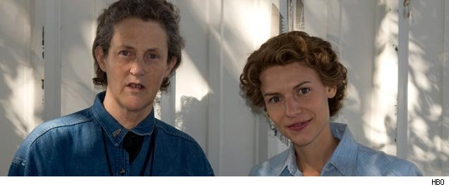 Temple Grandin, Claire Danes