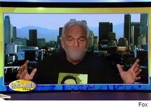 Tommy Chong Does His Best to Defend Weed on 'Huckabee'