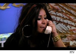 Snooki and Emilio Break Up on 'Jersey Shore'
