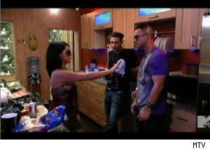 Who Throws First Slap on 'Jersey Shore' Season 2?