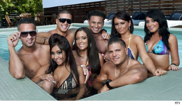 Season 2 cast of 'Jersey Shore'