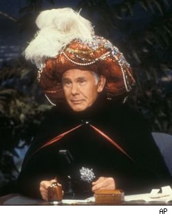 Johnny Carson on 'The Tonight Show'
