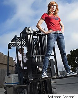 Kari Byron, 'Head Rush'
