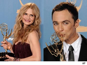 Kyra Sedgwick, Jim Parsons