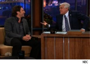 Javier Bardem Admits Crush on Brad Pitt on 'Tonight Show'