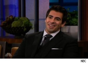 Eli Roth Talks Job for Sex Chatline on 'Tonight Show'