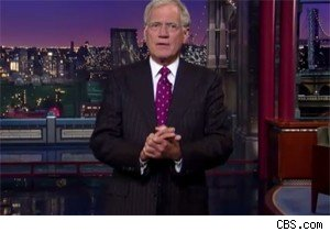 David Letterman to appear on 'The View' Sep 7