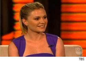 'Lopez Tonight': Anna Paquin Talks 'True Blood' Nudity