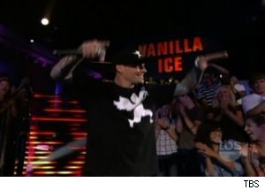 Vanilla Ice Raps 'Ice Ice Baby' on 'Lopez Tonight'