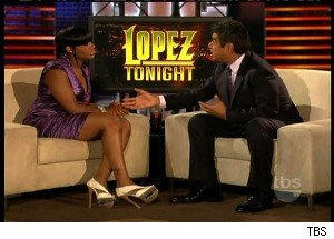 George Lopez Comforts Fantasia Barrino, Following Her Suicide Attempt