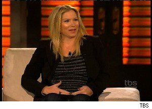 Christina Applegate Is Having a Baby, She's Getting Fat, and She's Cursing