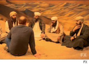 Louis C.K. confronts bin Laden in 'Louie' on FX
