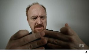 Louis C.K. gets way too high on 'Louie,' Tuesdays at 11PM ET on FX