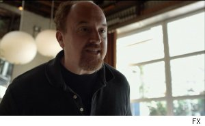 Louis C.K. yells at his mother on 'Louie' on FX