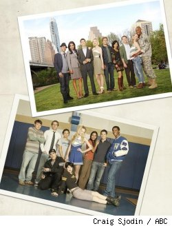The cast of ABC's 'My Generation'