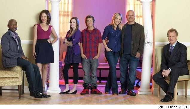 The cast of 'No Ordinary Family'