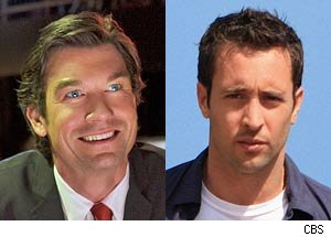 Jerry O'Connell and Alex O'Loughlin