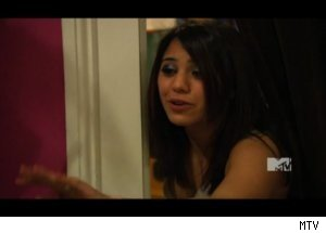 Sahar Fights with Knight on 'The Real World'