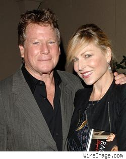 Ryan O'Neal and Tatum O'Neal