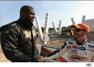 Shaq Against Dale Earnhardt, Jr.