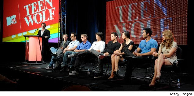 Cast of 'Teen Wolf' at 2010 Summer TCAs