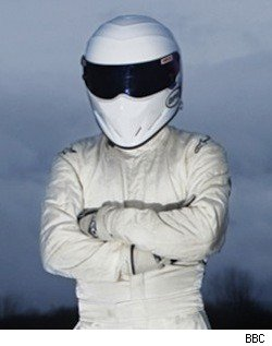 The Stig from BBC's