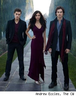 'The Vampire Diaries'
