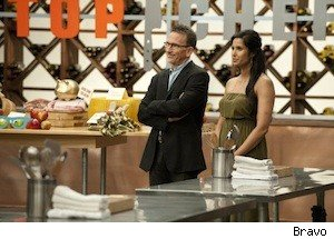 top chef, rick moonen, padma lakshmi