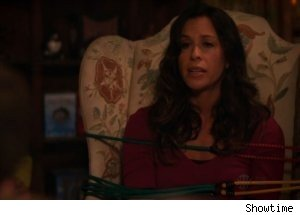 Alanis Morissette Needs Rescuing on 'Weeds'