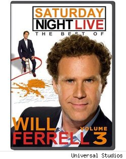 Saturday Night Live Best of Will Ferrell