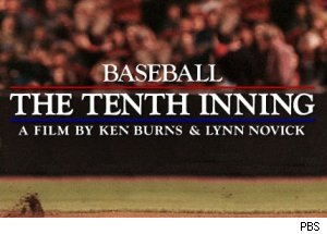 Logo for 'Baseball: The Tenth Inning'