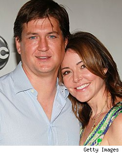 Bill Lawrence & Christa Miller