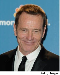Bryan Cranston at the 2010 Emmys
