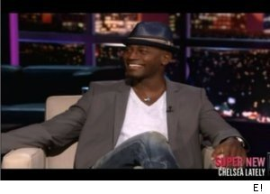 'Chelsea Lately': Taye Diggs Has a Jewish Dog