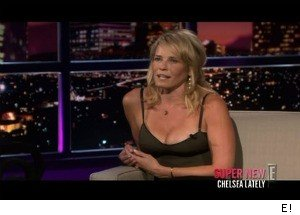 Chelsea Handler Is Single at 35 - and Is Thinking About Dating Black Guys