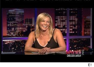 Chelsea Handler Curses, Recaps Her Experience on the 'VMAs'