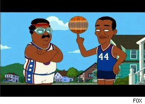 'The Cleveland Show' Season Premiere -- Cleveland Vs. Barack Obama