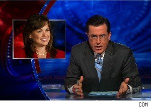Stephen Colbert to Tea Party Candidate Christine O'Donnell: 'Come on My Show!'