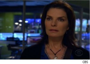 Jo Finds a Body in the 'CSI:NY' Lab